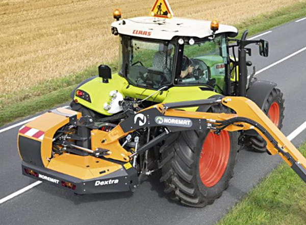 To ensure the safety of drivers of tractors, agricultural and forestry machinery, Plastrance has designed the Cleargard range, polycarbonate glazing.