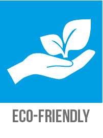 Cleargard safety glazing is eco-friendly
