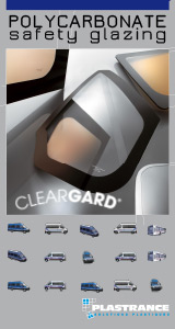 Download Cleargard's technical documentation, safety glazing for law enforcement vehicles.
